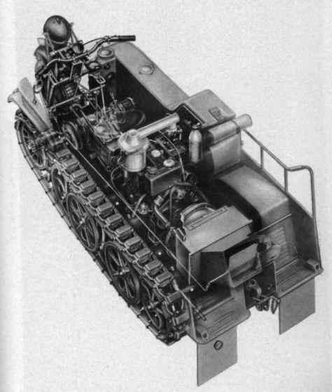 SdKfz-2-cutaway