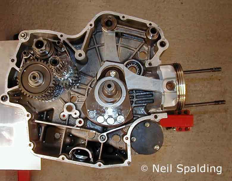 Ducati Supermono Engine For Sale