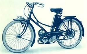 Motobecane AV33