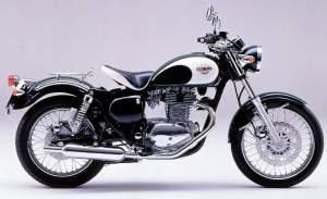 Kawasaki BJ 250 Estrella