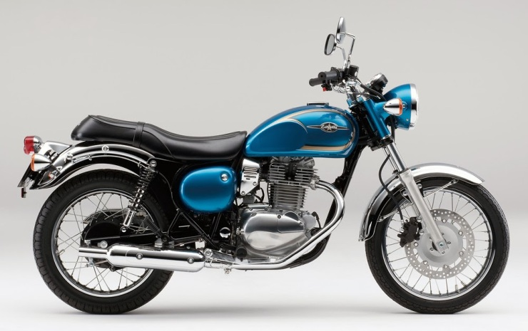Kawasaki Estrella 250 2014 02