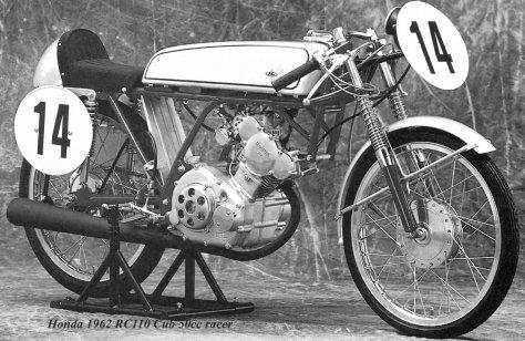 1962 CR110 Honda Cub Prod.racer-1a