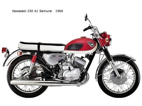 Kawasaki-250-A1-Samurai-1966