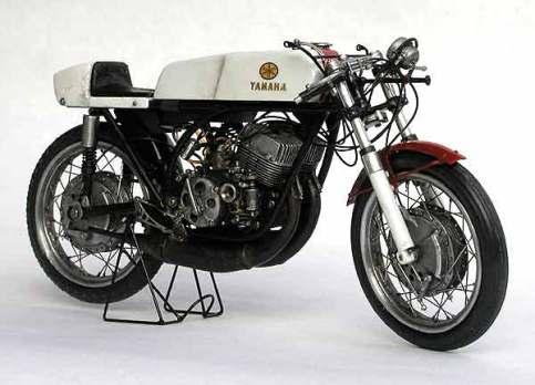 Yamaha RD56
