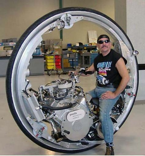 1 wheel