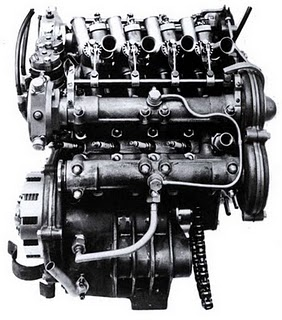 mg-v8-engine