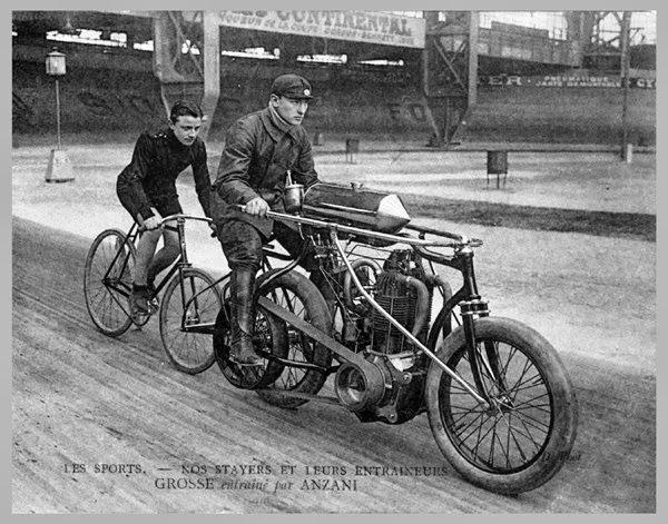 Motor-paced racing (1)