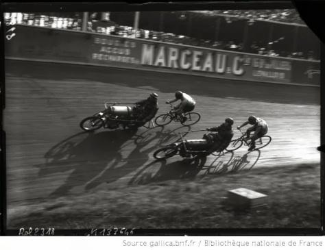 Motor-paced racing (2)