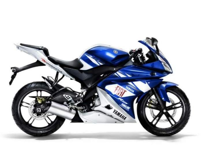Yamaha YZF-R 125 fiat rep  2