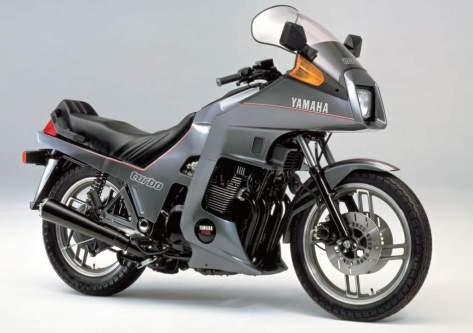 Yamaha XJ650 Turbo  2
