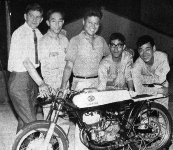 1964-RA97 et Team Yamaha.preview