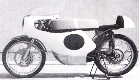 RA55 125cc 1962