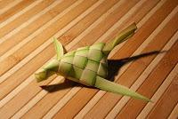 ketupat burung