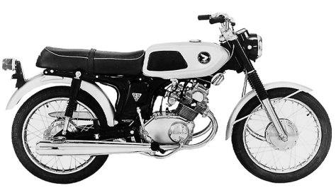 SS125A Super Sport 125