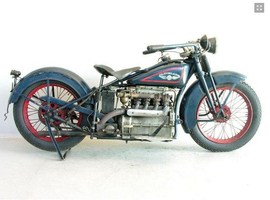Cleveland 61  1929 1000cc 4 cylinder Century model