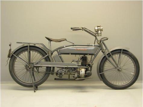 A2  de Luxe 1920 221cc 2 stroke