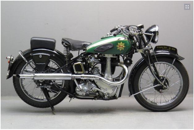 Empire Star 500cc