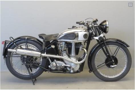 Silver Star 500cc