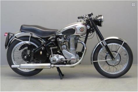Gold Star 500cc
