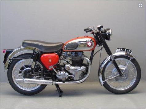 Super Rocket 650cc