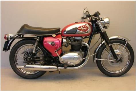 Lightning 650cc 2cyl