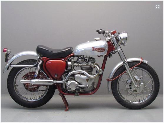 Tribsa 750cc