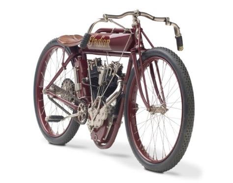 1912 Indian Board Track Racer LB600