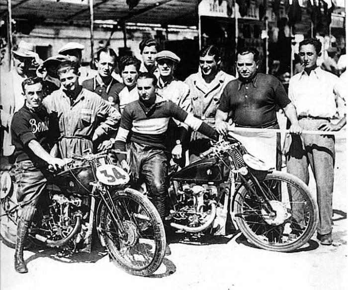 Benelli.raceteam.30s.175cc