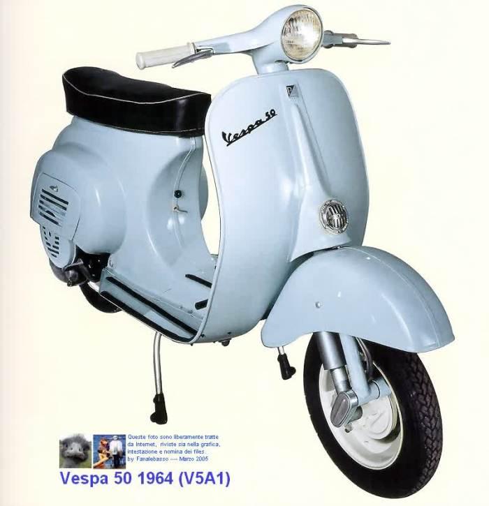 D9A Vespa 50 _V5A1_ 1964 2