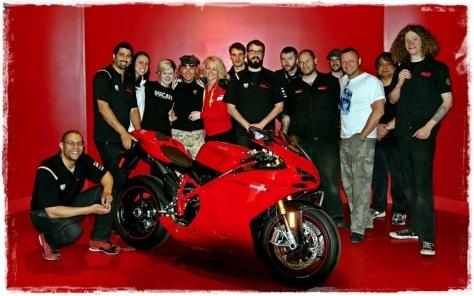 Ducati Motocorsa