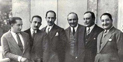 Antonio ('Tonino'), Francesco, Giovanni, Guiseppe, Filippo, Domenico