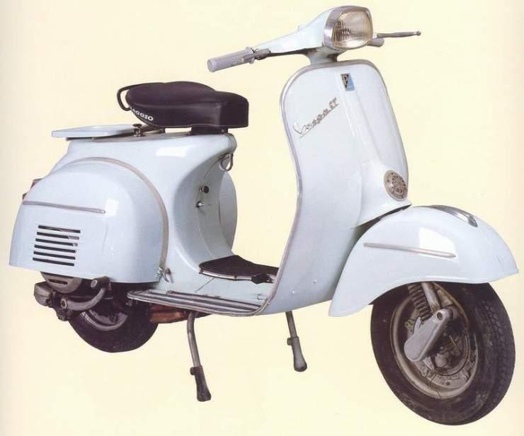 Vespa 125, 1966