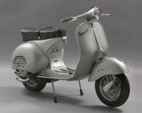 Vespa 150GS 1955