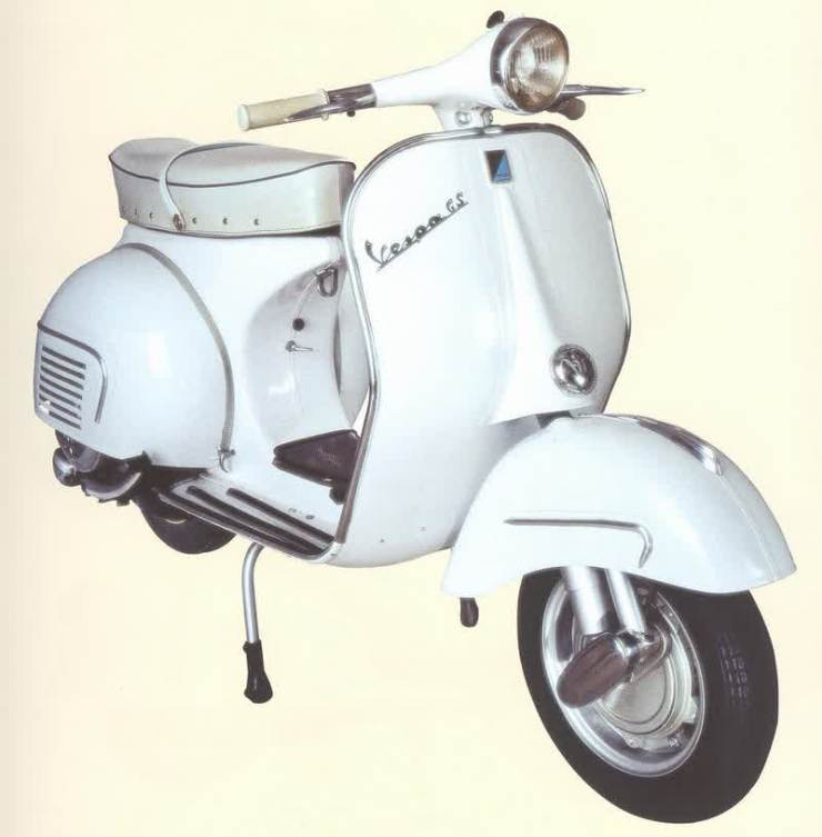 Vespa 160 GS (VSB1) 1962 02