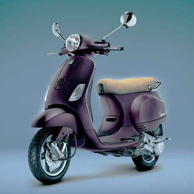 Vespa LX 2005