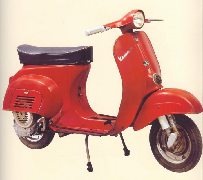 Vespa50N 1
