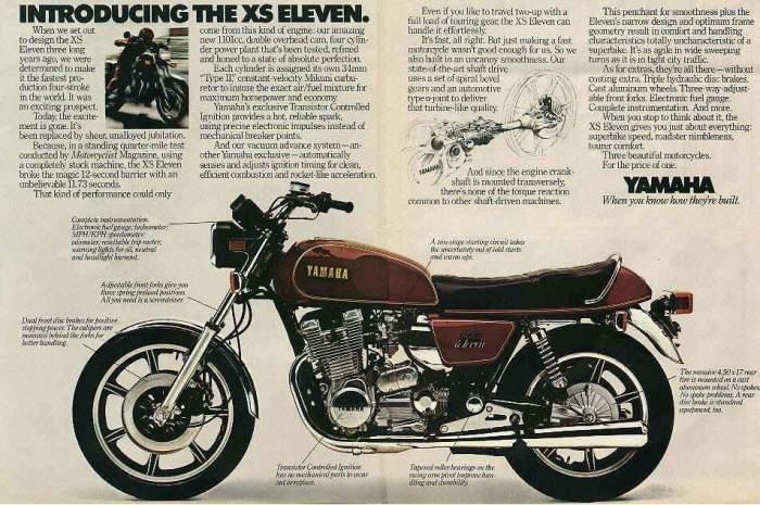 Yamaha XS1100 78  3