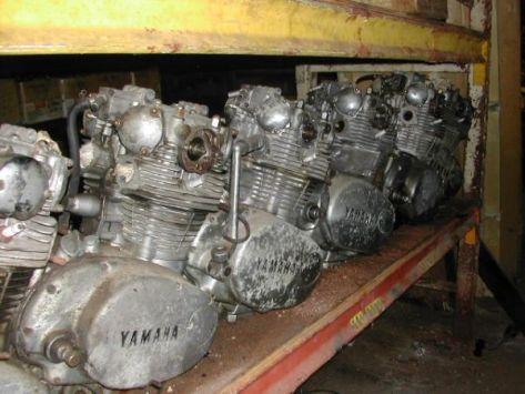 gambar mesin XS650 dari kaskus