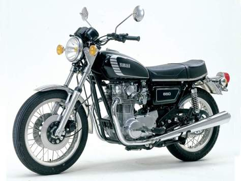 Yamaha XS 650 74