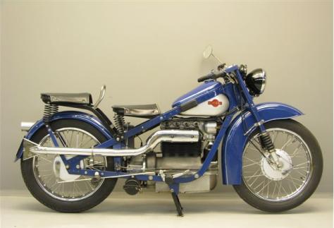 Nimbus 750cc