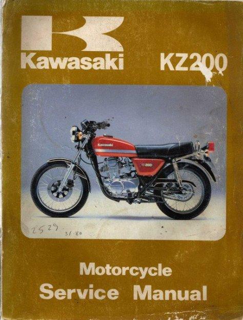 manual KZ200 binter merzy