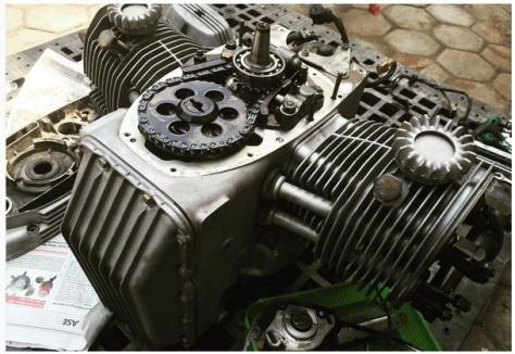 engine boxer