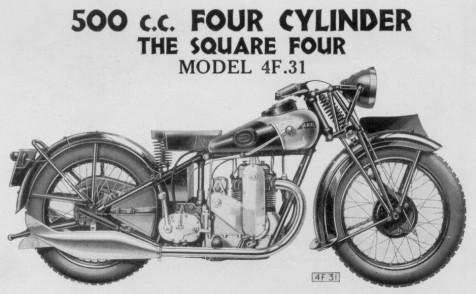 square 4 500cc