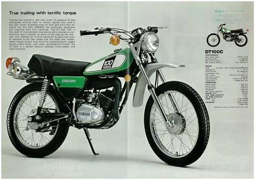 Yamaha DT 100