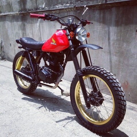 XL125 RevoltCycles 1
